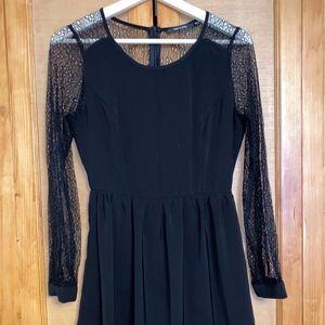 Doe & Rae Black Dress